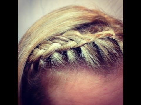 very very cute and easy bangs braid I love this one. http://t.trusper.com/very-very-cute-and-easy-bangs-braid-I-love-this-one/915069