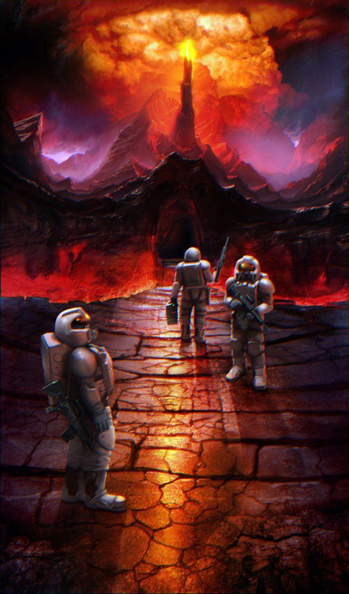 Alien Planet Concept Art   Concept art, Alien planet, Sci ...