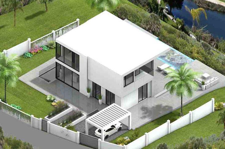 New Contemporary Villa La Alqueria Benahavis