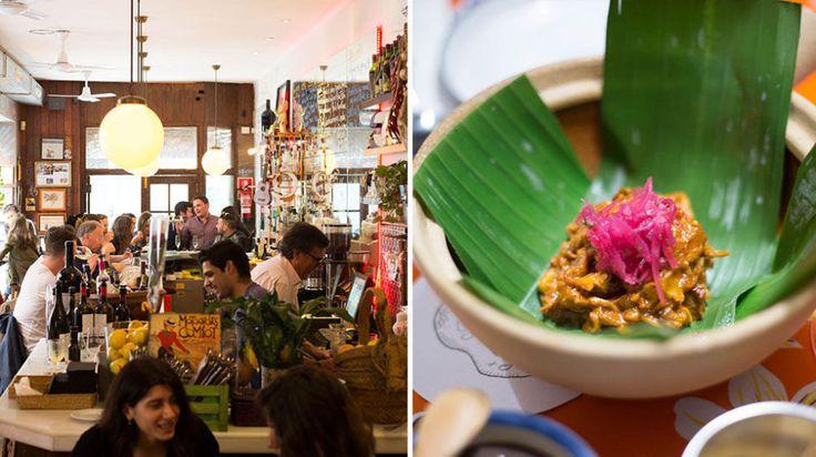 Her finner du noen av de beste restaurantene i Barcelona