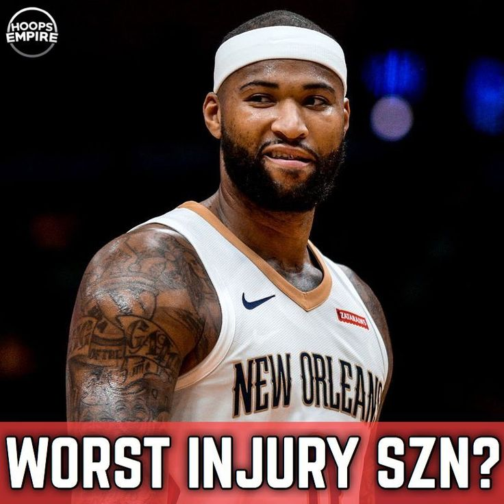 The NBA has been plagued with injury this season. There have been 9 total All-Star caliber players and countless others who have missed time due to injury. To name a few... Demarcus Cousins Jimmy Butler Kawhi Leonard Gordon Hayward Kristaps Porzingis Chris Paul Kevin Love John Wall Paul Millsap Mike Conley Jeremy Lin Rudy Gobert DAngelo Russell Lonzo Ball Markelle Fultz Johnathan Isaac Patrick Beverley Derrick Rose Andre Roberson Rudy Gay Aaron Gordon Isaiah Canaan Reggie Jackson Comment if…