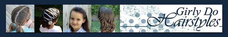 Girly Do's By Jenn - go to this site for a link to a hair gallery, videos etc. tons of cute little girl styles