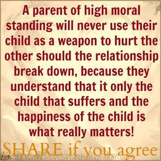 Children's Rights: Interference with Parental Rights of Noncustodial Parent ~ Grounds for Modification of Child Custody