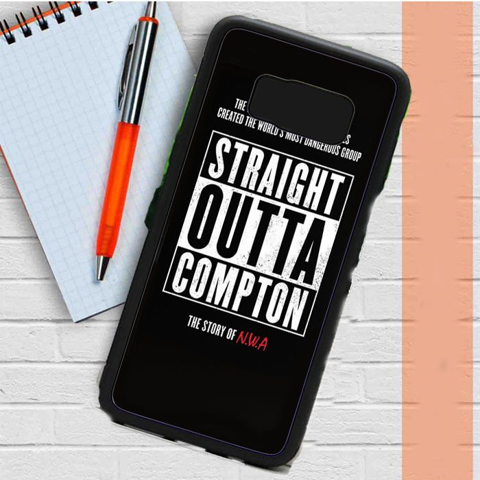 Straight Outta Compton Nwa Samsung Galaxy S8 Plus Case Casefreed