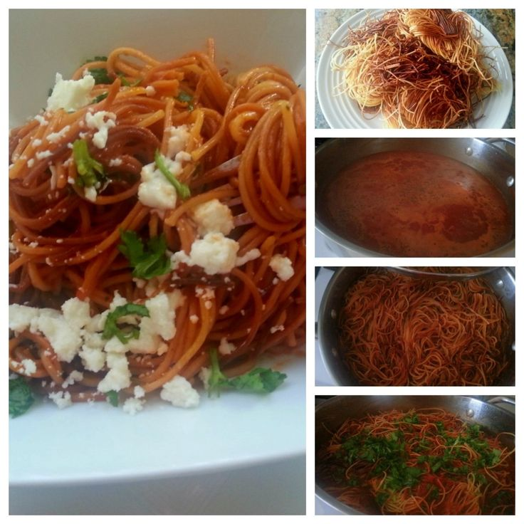 How to prepare Fideo Mexican Style #ABRecipes