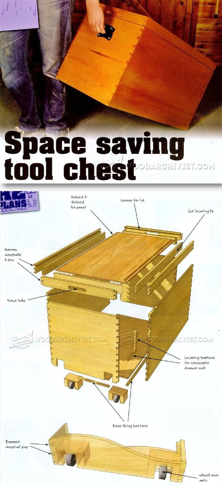Working with pallets 5 essential woodworking power tools that won - Tool Chest Plans Workshop Solutions Projects Tips And Tricks Woodwork Woodworking Woodworking Plans Woodworking Projects