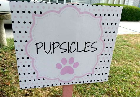 Puppy Party Birthday Party Ideas | Photo 3 of 14 | Catch My Party