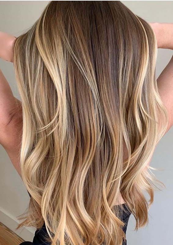 Awesome Balayage Hair Coloring Highlights To Copy In 2020 With