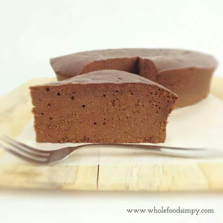 5 ingredient chocolate mudcake