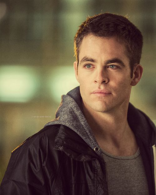 Chris Pine - Jack Ryan: Shadow Recruit