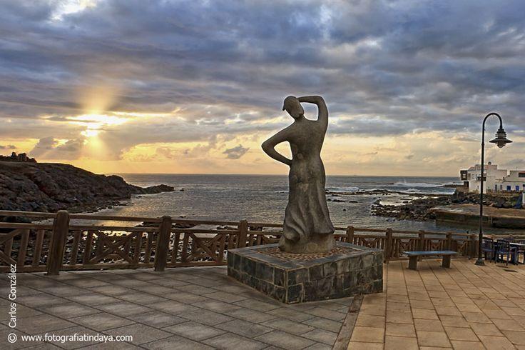 Escultura, Monumento al pescador.