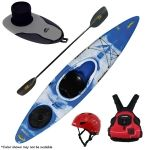 To help you find cheap kayaks for beginners, you need to shop around. Shopping around online not just helps you find the best kayaks for beginners, you also avoid spending a lot of money looking for a beginner kayak to buy.