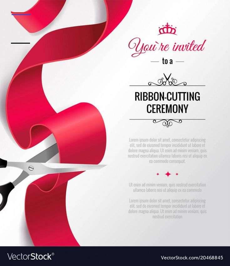 inauguration invitation card design br