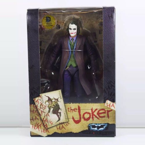 "The #joker #batman #comics dark knight 7"" pvc action figure collectable toys uk ,  View more on the LINK: 	http://www.zeppy.io/product/gb/2/272435159204/"