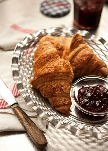 Whole Wheat Croissants | Recipe | Croissant, David and Croissant ...