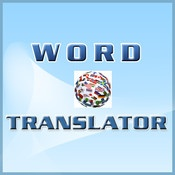 App name: Word Translator - Foreign Language Educational Travel Tool. Price: $3.99. Category: . Updated:  Jan 12, 2012. Current Version:  1.2. Size: 0.50 MB. Language: . Seller: . Requirements: Compatible with iPhone, iPod touch, and iPad.Requires iOS 3.2 or later. Description: Word Translator - 'Now You're   Speaking My Language'The  'Wor  d Translator' app allows you t  o translate any word or senten  ce from one foreign language  ellip;  .