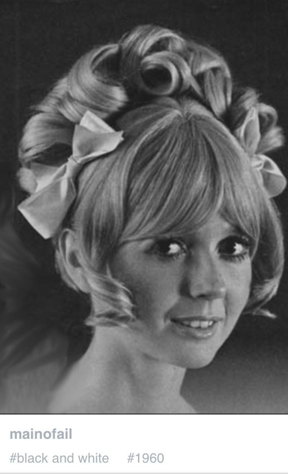1960 S Hairstyle Revisited Vintage N Past Gone By