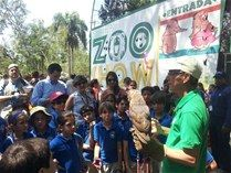 Eligen Parque Zoológico Nacional entre 50 organizaciones mejores valoradas en RD - Cachicha.com