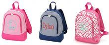 Preschool Personalized Backpack