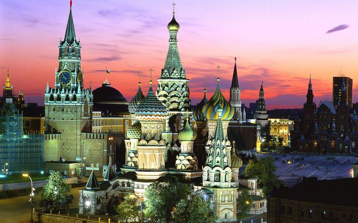 Moskova Turu ! 4* Holiday Inn Lesnaya Hotel Vb. (Şehir Merkezi) 3 Gece 4 Gün Oda - Kahvaltı Konaklama , Türk Havayolları ile gidiş-dönüş Uçak Bileti , Rehberlik , Transferler ve Şehir Turu Dahil 1.299 TL !