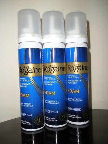 Rogaine 5% funciona en 4 de cada 5 personas en 2 meses. La solución Rogaine para la caida de cabello solución 5% para hombres solamente contiene dos y media veces más el ingrediente activo encontrado en el Rogaine original 2%. Esto quiere decir que una concentración más alta de Rogaine llega a las raíces de su cabello y puede generar que vuelva a crecer un 45% más de cabello que con el Rogaine regular (el cual es 2%). http://rogaine-minoxidil.org