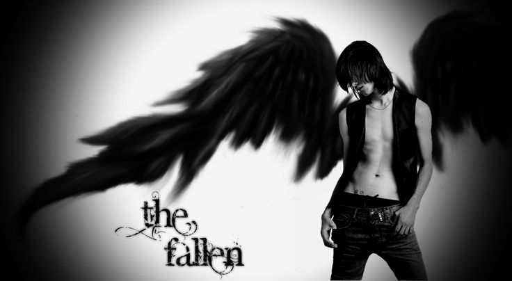 Male Fallen Angel