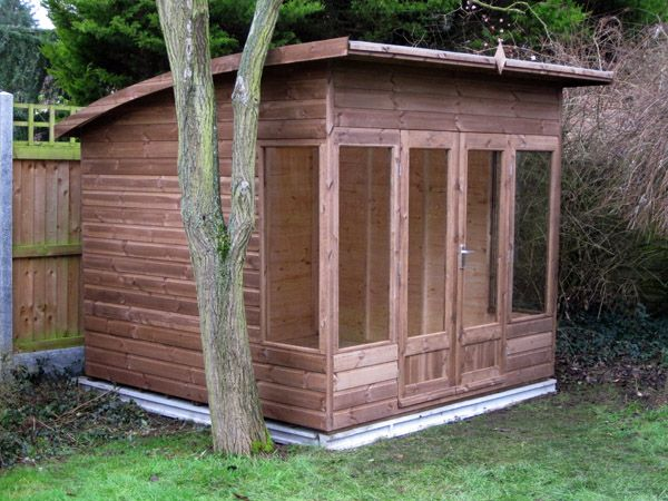 picture garden sheds essex