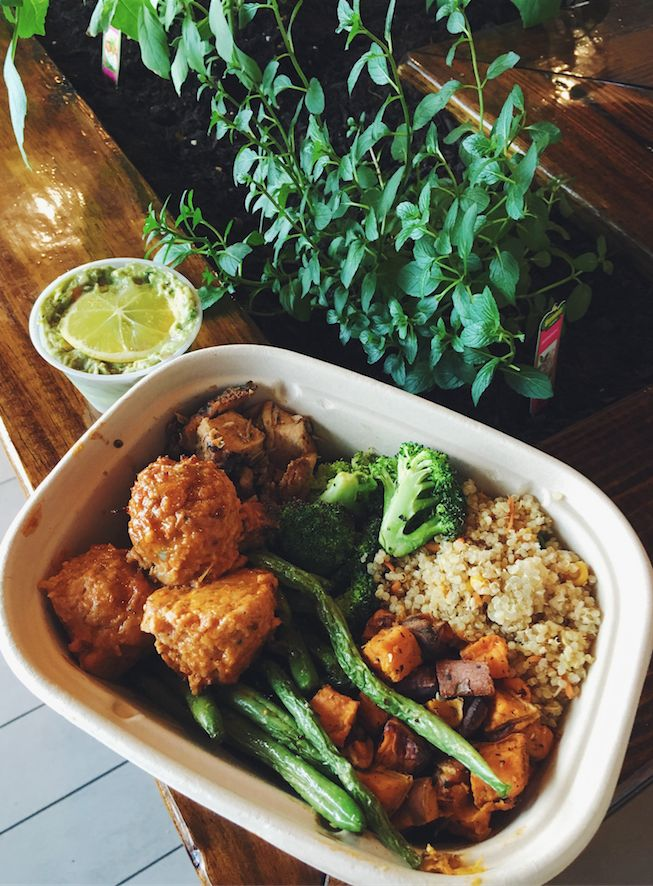 By Meredith Sheldon  Fast food typically means a juicy burger or greasy fries. But a new restaurant in Gainesville is changing the stereotype.  Vale Food Co., located on Archer Road next to Bento and Chipotle, offers fresh, healthy protein and grain bowls, acai bowls, superfood smoothies and even avocado toast. Owner Sunny Ilyas said the restaurant offers