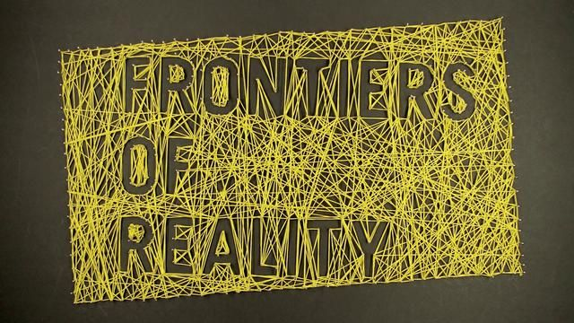 frontiers of reality - test film by me studio by martin pyper