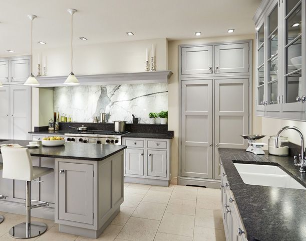 New Classic - New Classic Kitchens | Handmade Kitchens | Traditional Kitchens | Bespoke Kitchens | Painted Kitchens