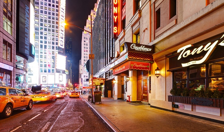 The Hotel Casablanca New York in photos - Best boutique hotel NYC