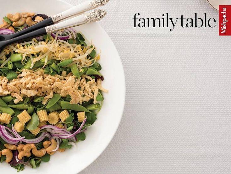 Oriental Salad | Recipes | Kosher.com
