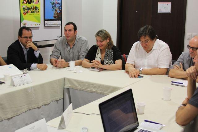 Beca de periodismo cultural Gabriel García Márquez.  (VIII)  Fotografía: Milton Ramírez @FOTOMILTON. MIncultura 2013