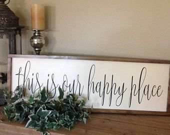Family is not an important thing it's everything, Above Couch Sign, Farmhouse Style Sign, Wood Sign Saying, Inspirational Sign