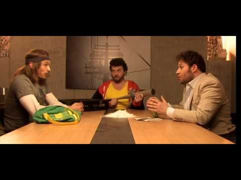 PINEAPPLE EXPRESS 2 - Official Trailer.