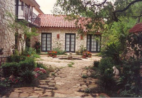 lanscaping in texas | Filed in: texas landscape ideas