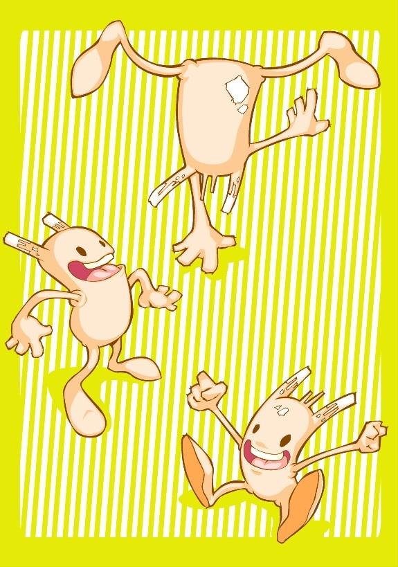 Bunnies funnies