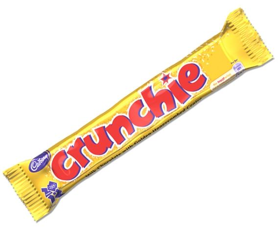 Crunchie mmmmm...