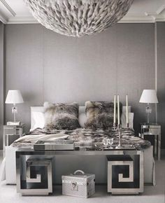 Join us and enter the luxurious world of modern furniture! Get the best bedroom inspirations for your project with Maison Valentina at http://www.maisonvalentina.net/