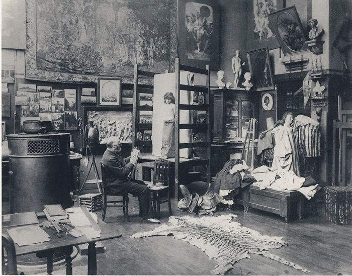 Gustave Clarence Rodolphe Boulanger   Bored Panda