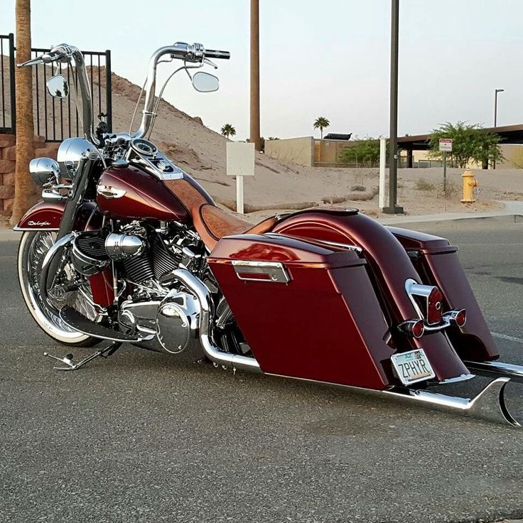 Harley Davidson Bagger                                                                                                                                                      More