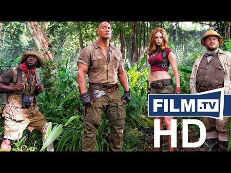 JUMANJI TRAILER - WILLKOMMEN IM DSCHUNGEL 2017 Trailer German Deutsch (2017) HD Mehr auf https://www.film.tv/