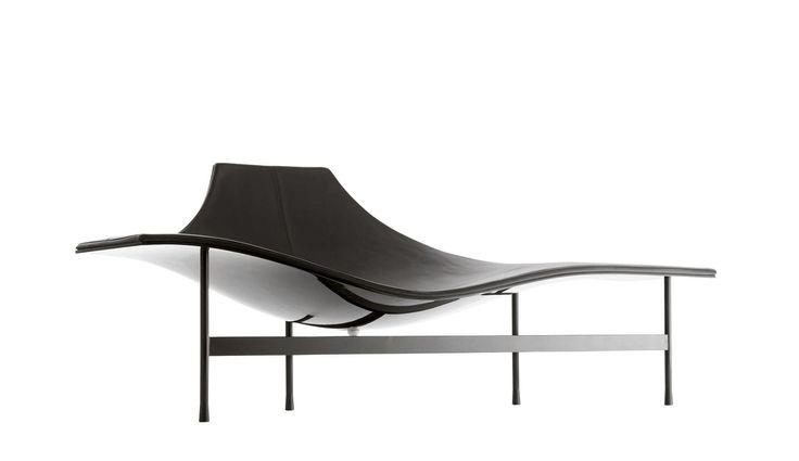 Chaise longue contemporaine - LANDSCAPE by Jeffrey Bernett - B&B Italia