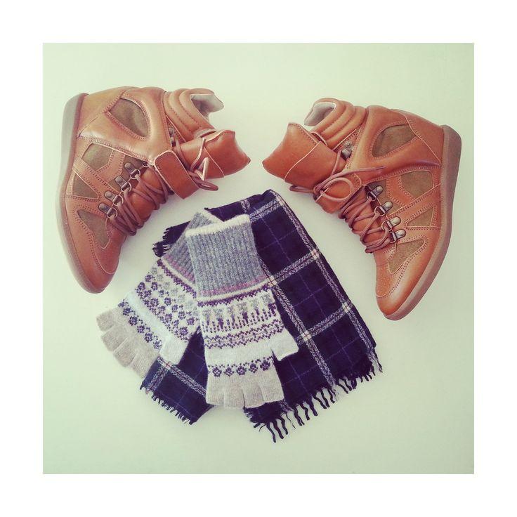 winter warmers at Ruby and Tallulah! #winter #style #isabelmarant #eribeknitwear #buckboots #buck #AW14 #FW14