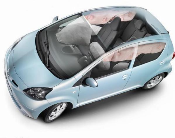 Aygo 5 doors Toyota usa - http://autotras.com