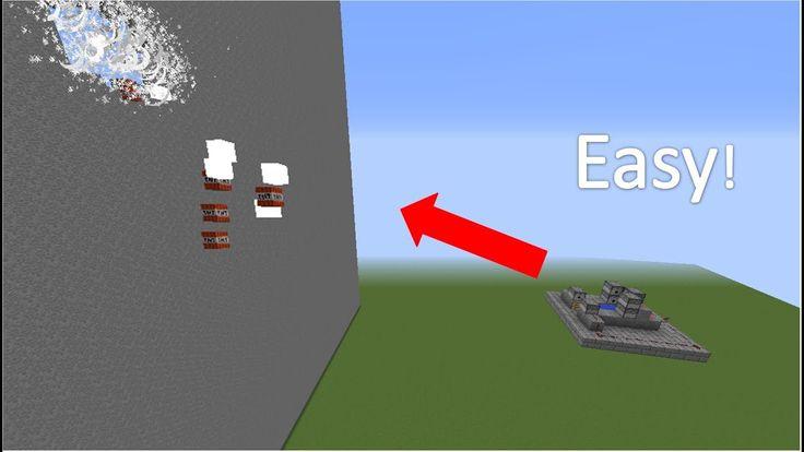Minecraft - TNT Cannon