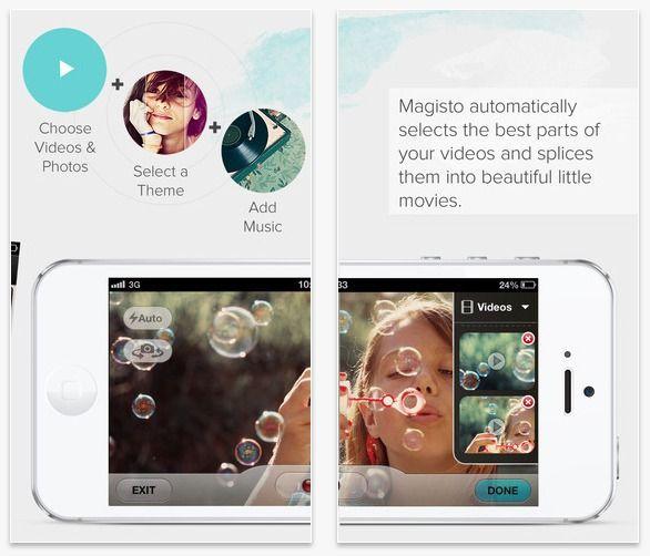 10 Aplicaciones para edición de video que puedes tener en tu celular