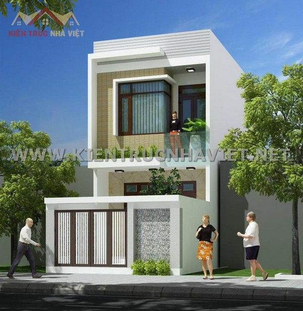 Kiến Trúc Nhà Việt với nhiều mẫu thiết kế xây dựng nhà ống đẹp - Thiết kế kiến trúc nhà phố chuyên nghiệp.