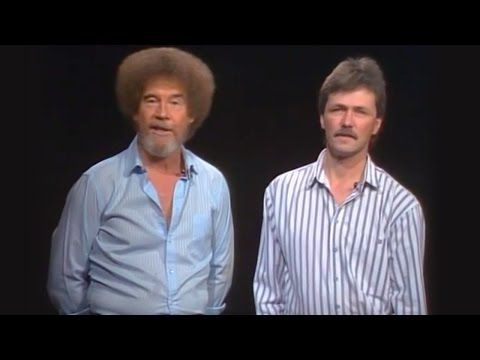 Bob Ross - Sunlight in the Shadows (Season 27 Episode 10) - YouTube