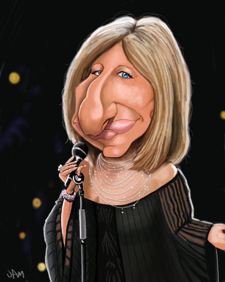 A caricatura enfatiza e exagera as características pessoais de uma forma humorística, a acentua gestos, vícios e hábitos particulares